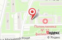 Схема проезда до компании Нид-Лайн в Москве