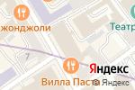 Схема проезда до компании Artefaq в Москве