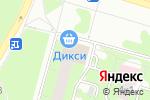 Схема проезда до компании Ведущий Дмитрий Саврасов в Москве
