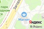 Схема проезда до компании Pole Position в Москве
