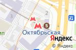 Схема проезда до компании Джафферджи Брозерс в Москве
