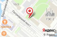 Схема проезда до компании Промсистем в Москве