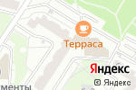 Схема проезда до компании ТАНЕЦ ВАШЕЙ ЛЮБВИ в Москве