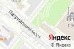 Схема проезда до компании Лигр в Москве