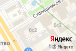 Схема проезда до компании Банк МБА-Москва в Москве