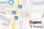 Схема проезда до компании Храм Живоначальной Троицы на Шаболовке в Москве