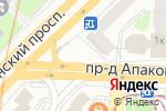 Схема проезда до компании Пикадилли в Москве