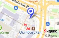 Схема проезда до компании МАГАЗИН ОБУВИ ЕВРОСТИЛЬ в Москве