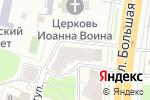 Схема проезда до компании Love Forever в Москве