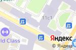 Схема проезда до компании Инженерный центр по оценке геологического и техногенного риска в Москве