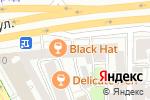 Схема проезда до компании Aizpro в Москве