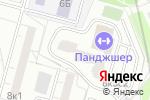 Схема проезда до компании Тихолес в Москве