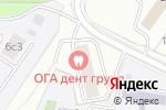 Схема проезда до компании Ателье по пошиву штор в Москве