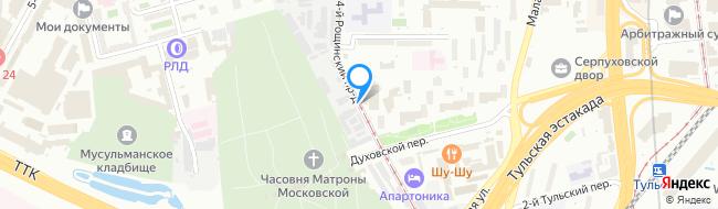 проезд Рощинский 4-й