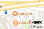Схема проезда до компании Luxury Union в Москве
