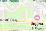 Схема проезда до компании Цветочная Мастерская в Москве