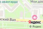 Схема проезда до компании Ломбард на Серпуховской, 22 в Москве