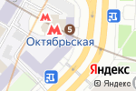 Схема проезда до компании Навоз и торф в Москве