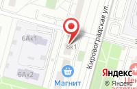 Схема проезда до компании МаксиБайк в Москве