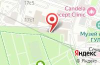 Схема проезда до компании Объективная Реальность в Москве