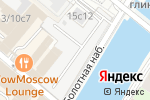 Схема проезда до компании Shakti Terrace в Москве