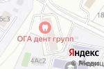 Схема проезда до компании ПРОФИЛЬ АГ в Москве