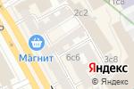 Схема проезда до компании ТОРИ Групп в Москве