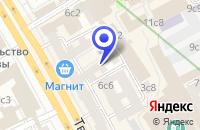 Схема проезда до компании АВТОСЕРВИСНОЕ ПРЕДПРИЯТИЕ ТЕХПРОМСЕРВИС в Москве