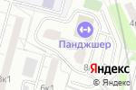 Схема проезда до компании СДМ-Безопасность в Москве