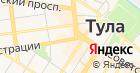 Профтрейдинг-Тула на карте