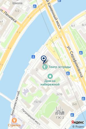 ИНФОРМАЦИОННОЕ АГЕНТСТВО МИК МАРКЕТИНГ И КОНСАЛТИНГ на карте Москвы