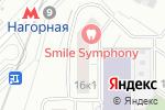 Схема проезда до компании Послушайка в Москве
