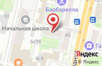 Схема проезда до компании Т.А.Мьюзик 2 в Москве