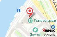 Схема проезда до компании Техношоп в Москве