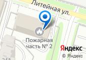 Отдел надзорной деятельности и профилактической работы г. Тулы по Зареченскому округу на карте