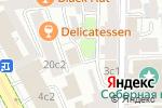 Схема проезда до компании Благотворительный фонд поддержки творческого наследия композитора Микаэла Таривердиева в Москве