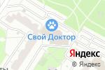 Схема проезда до компании Ферма в Москве