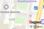 Схема проезда до компании R & K в Москве