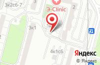 Схема проезда до компании Финансово-Информационная Компания в Москве