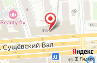 Схема проезда до компании Тест Семпл в Москве