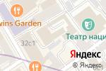 Схема проезда до компании Максима Энерджи в Москве