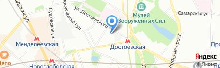 Дело Системы на карте Москвы