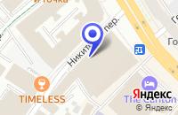 Схема проезда до компании ОБУВНОЙ МАГАЗИН ЭЛЬКВАДРО в Москве