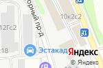 Схема проезда до компании Playunits.ru в Москве