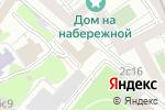 Схема проезда до компании Студия стекла в Москве