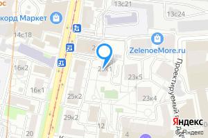 Снять двухкомнатную квартиру в Москве ул. Шаболовка, 25к1