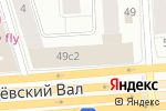Схема проезда до компании JAZZ в Москве