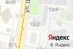 Схема проезда до компании Ударница в Москве