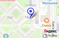 Схема проезда до компании ТФ ГЛОРИЯ СЕРВИС в Москве