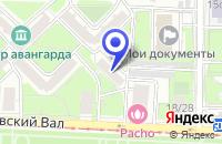 Схема проезда до компании ЗООМАГАЗИН АТОЛЛ в Москве